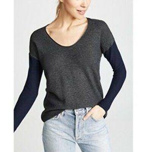 NWT Madewell Kimball Colorblock Sweater